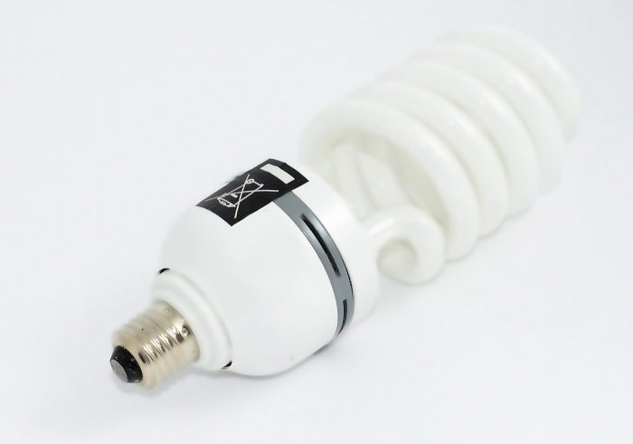 Strom sparen durch Energiesparlampen