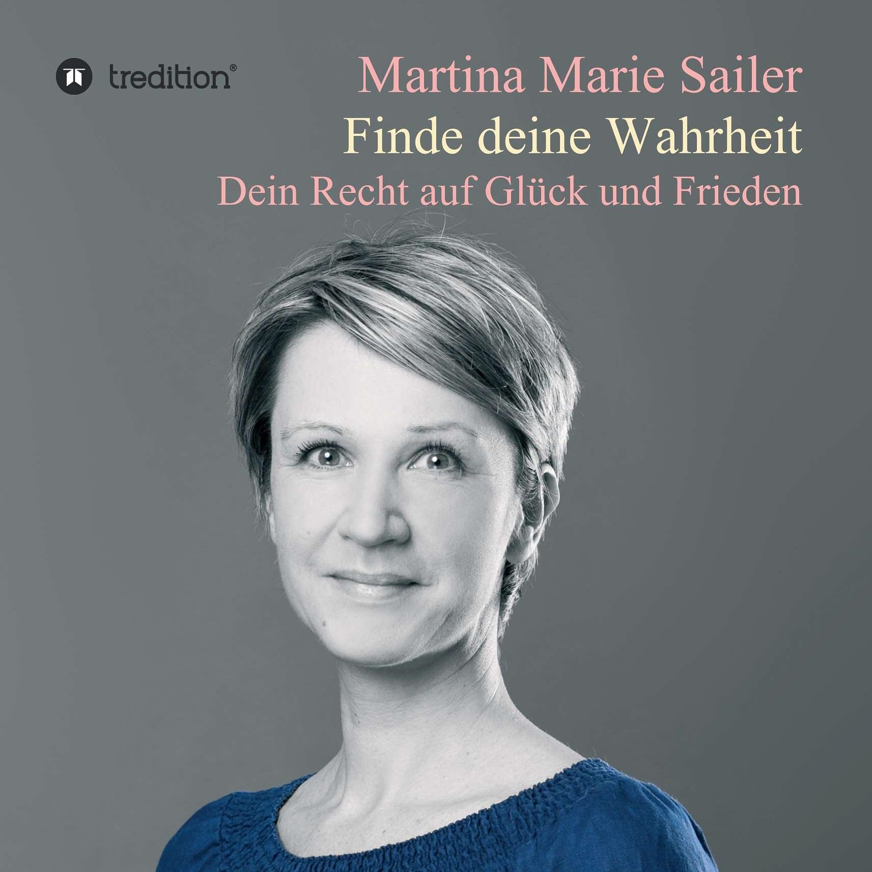 Portrait Martina Sailer